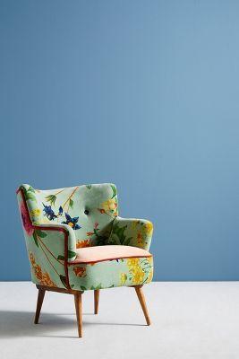 Floret Petite Accent Chair Decoracion De Muebles