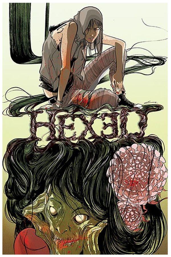 Hexed 1 Boom studios, Horror comics, Comics
