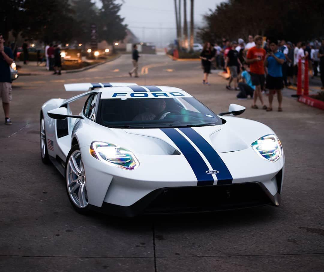 Ford Gt Fast Sports Cars Ford Gt Ford Gt 2017