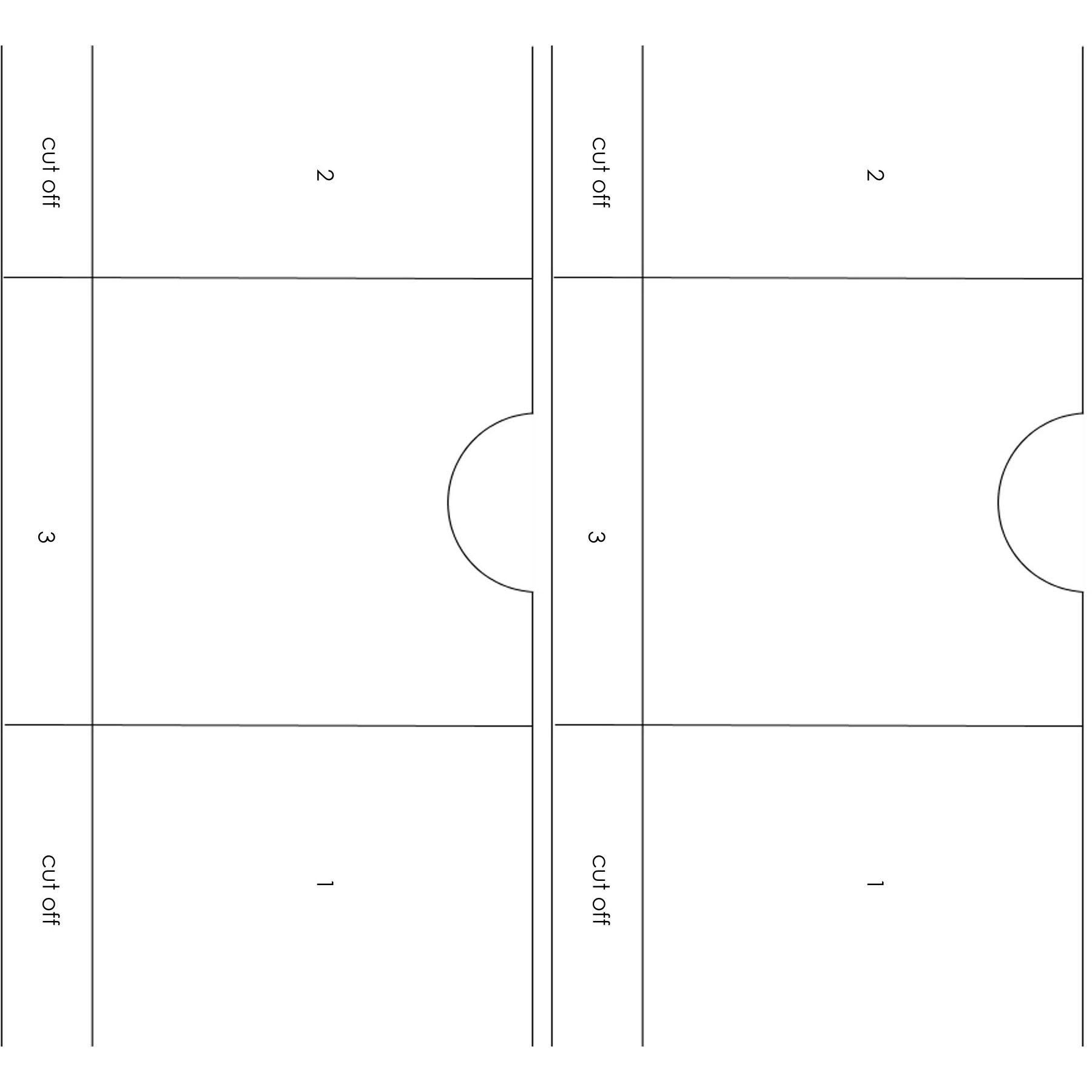 Cd Envelope Template. 6 panel cardboard sleeve template for cd ...