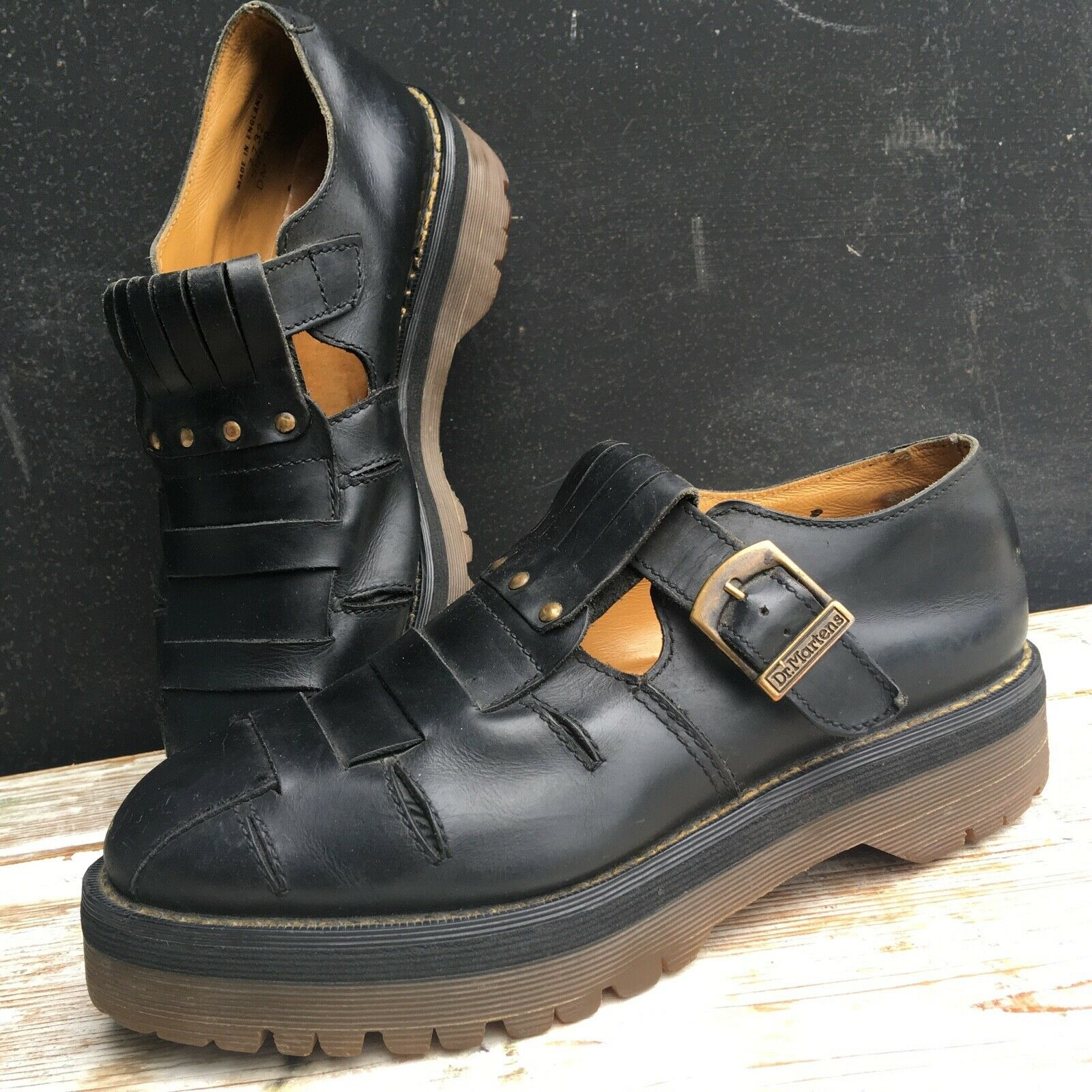 dr martens extra thick sole