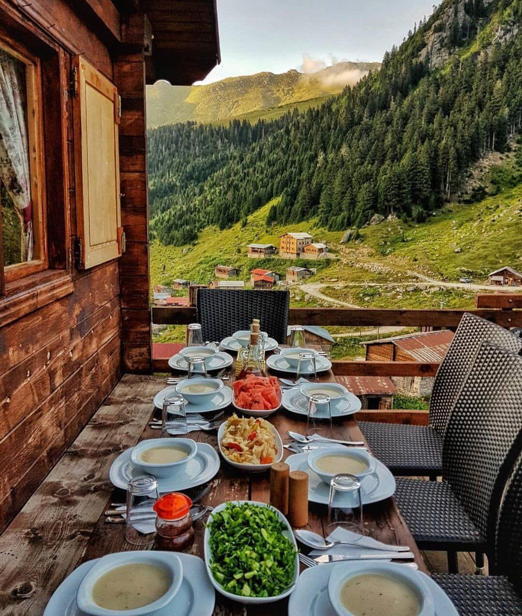 Excellent Breakfast At Ayder Plateau My Homeland In 2019 Outdoor Beutiful Home Inspiration Aditmahrainfo