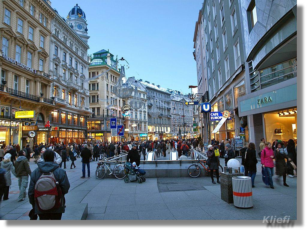 Vienna   se siete appassionati di shopping allora a vienna avrete solo l ...
