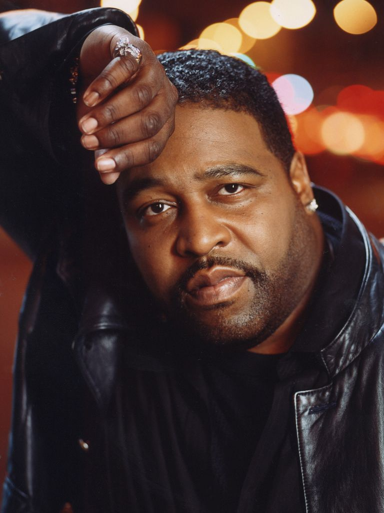 Gerald Levert born in Cleveland, Ohio was an American