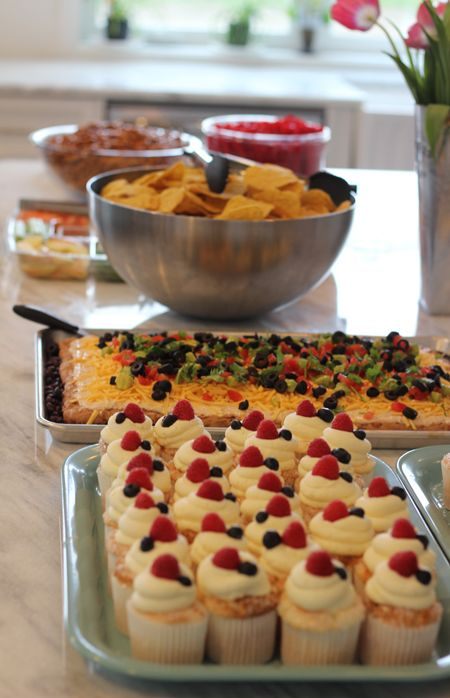 A peek into my housewarming party the best real food for Housewarming food ideas
