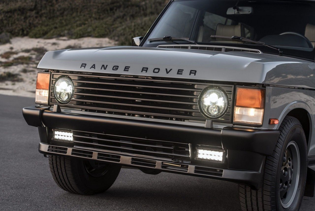 Custom E C D  Range Rover Classic | AUTO/MOTO | Range rover