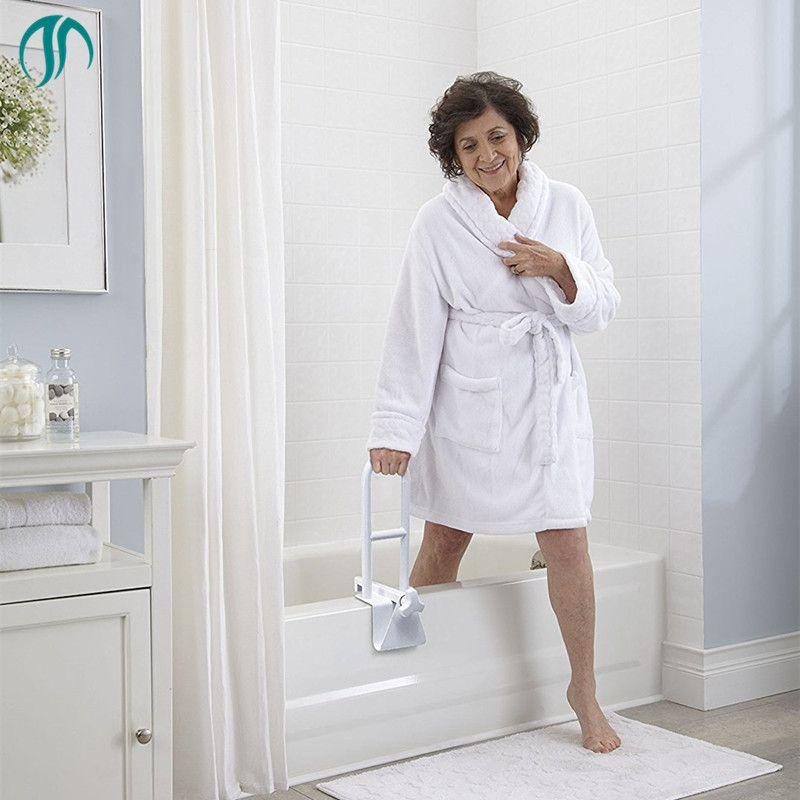 Best Stainless Handrails Bathtub Railings Bathroom Grab Bars 400 x 300