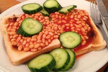 21 Pictures That Prove British People Should Be Banned From Food Forever