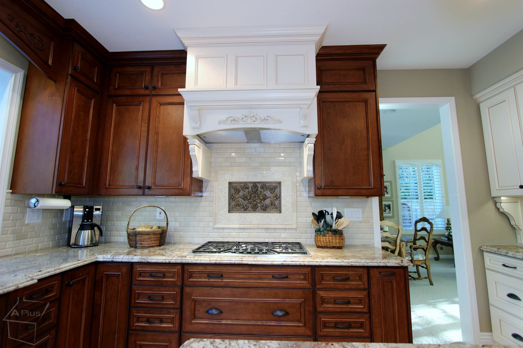 Complete Kitchen Remodel With Custom Cabinets In City Of Orange