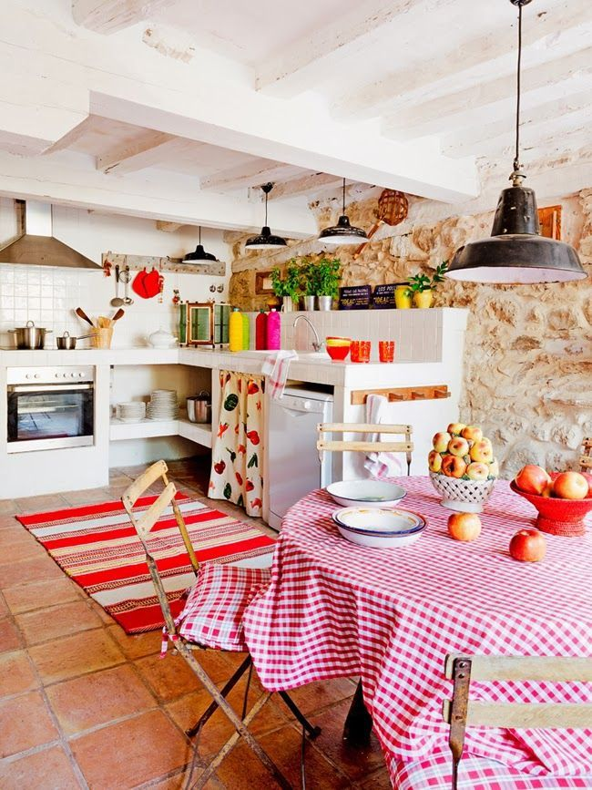 ESTILO RUSTICO: Cocinas Rusticas | Posible hogar | Pinterest ...