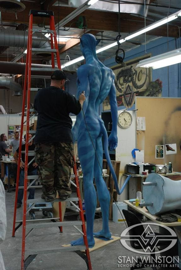 33 Behind-The-Scenes Facts About Avatar - Factinate