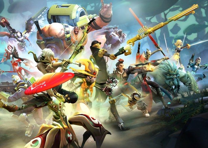The Battleborn open beta dates have now been confirmed by Gearbox ...  The Battleborn open beta dates have now been confirmed by Gearbox ...