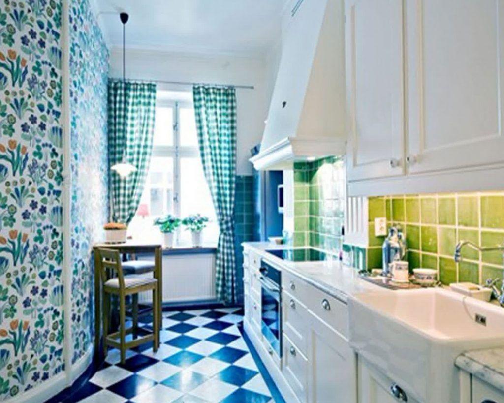 Schicke bunte Küche Ideen Super bunten Küchen chatodining | Küche ...