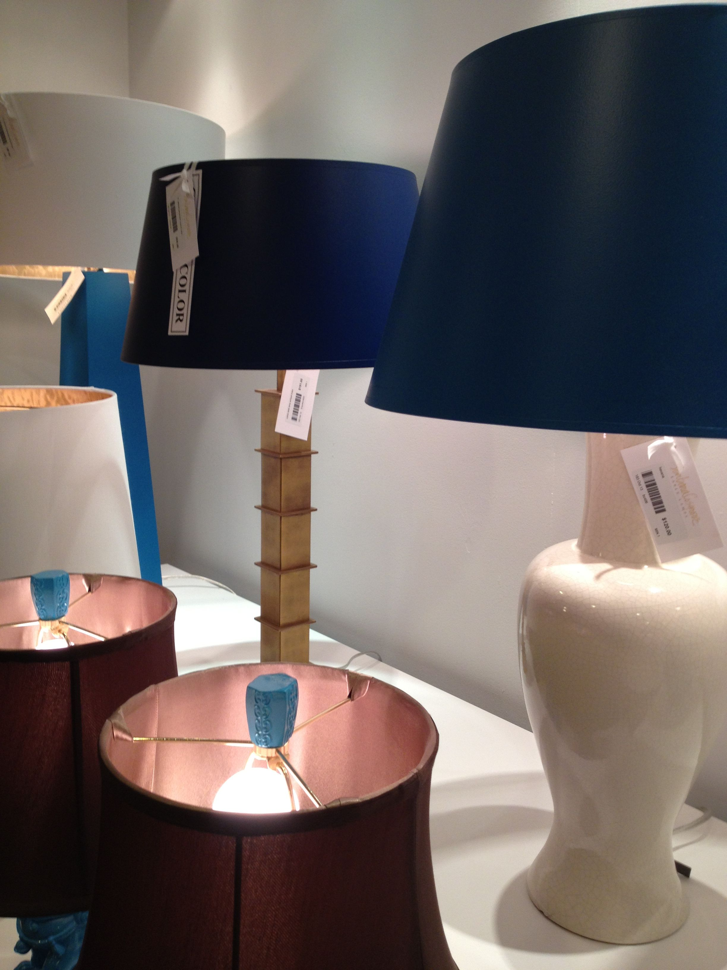 Barbara Cosgrove lamps Color crush #hmpkt 7 fall  Lamp, Lamp