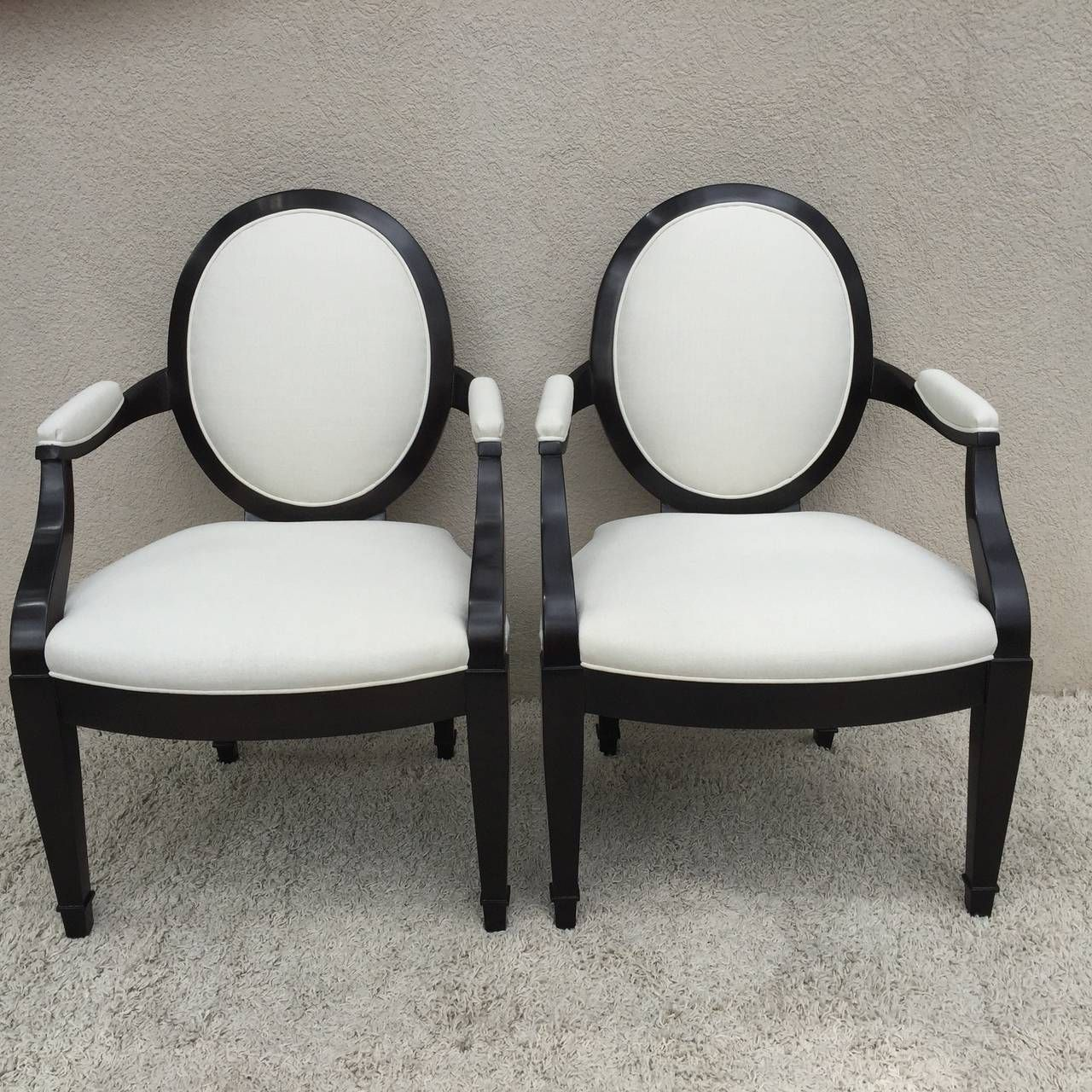 Ordinaire John Hutton For Donghia Set Of Six Chairs For Sale At 1stdibs