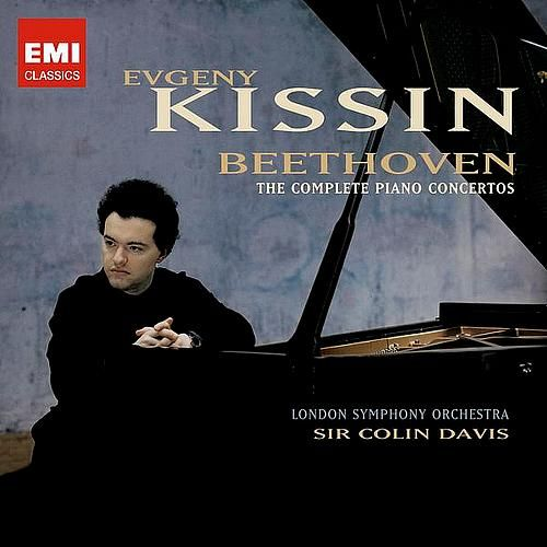 "Eugeny Kissin: ""Beethoven. The Complete Piano Concertos"", Emi, 2008."
