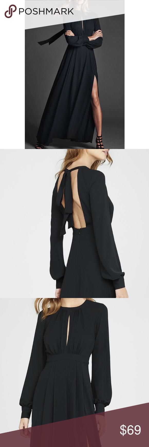 Open back maxi dress maxi dresses express dresses and colour black