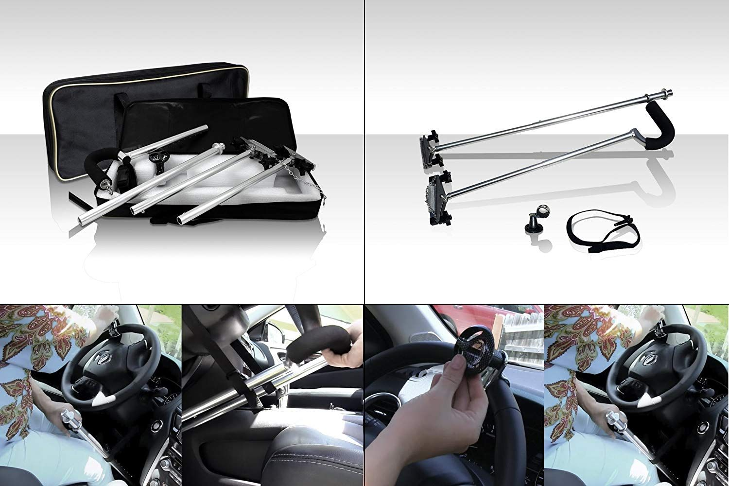 Driveability Thumb Controlled Drive Assist Portable Hand