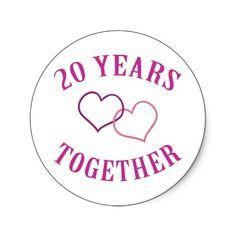 Hy 20 Year Wedding Anniversary Google Search