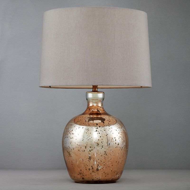 Table lamp 80 keia fashion board pinterest living room ideas buy john lewis tabitha copper table lamp from our desk table lamps range at john lewis mozeypictures Gallery