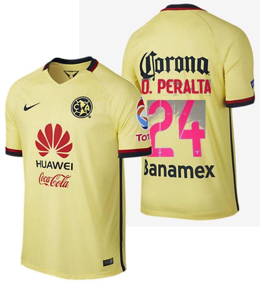 nike oribe peralta club america home jersey 2015 16.