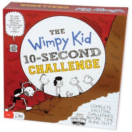 Pressman toy diary of a wimpy kid 10 second challenge game wimpy pressman toy diary of a wimpy kid 10 second challenge game walmart solutioingenieria Choice Image