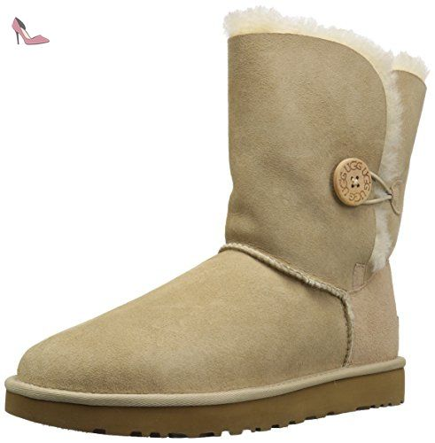 42 Sand Bailey 2017 partner Chaussures Link Button Ugg aFq8g
