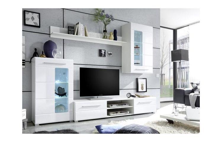 Wohnwand Enrique 1 Online Bei Poco Kaufen Living Room Tv Unit Designs Entertainment Unit Living Room Wall Units