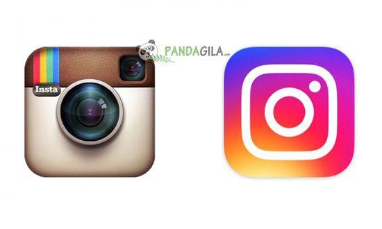 Logo Dan Style Baru Instagram Panen Sindiran Dan Hujatan Logo Keren Instagram Hujan