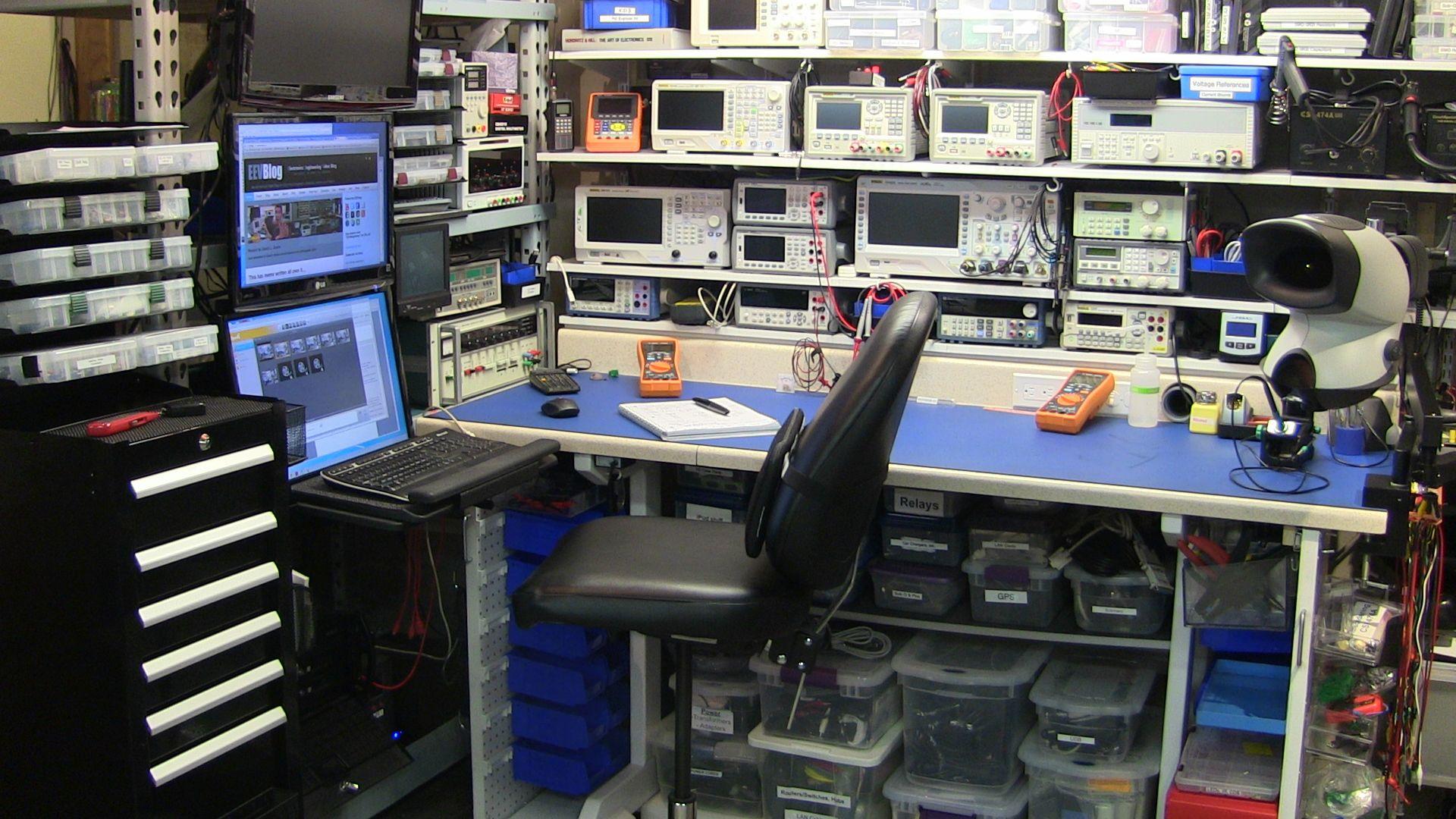 amateur radio electronic workbench