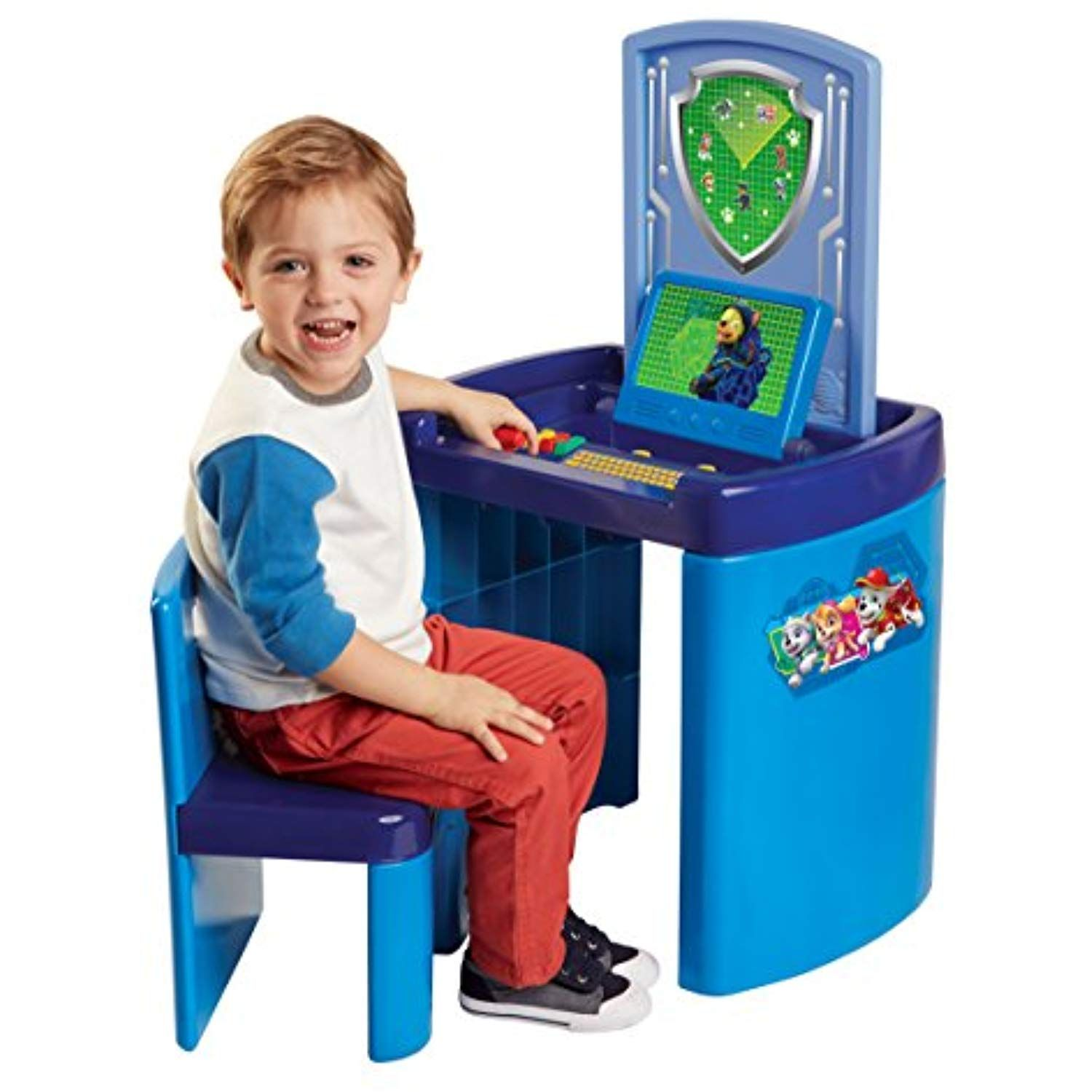 Paw Patrol Pretend N' Play Activity Table Set with One ...