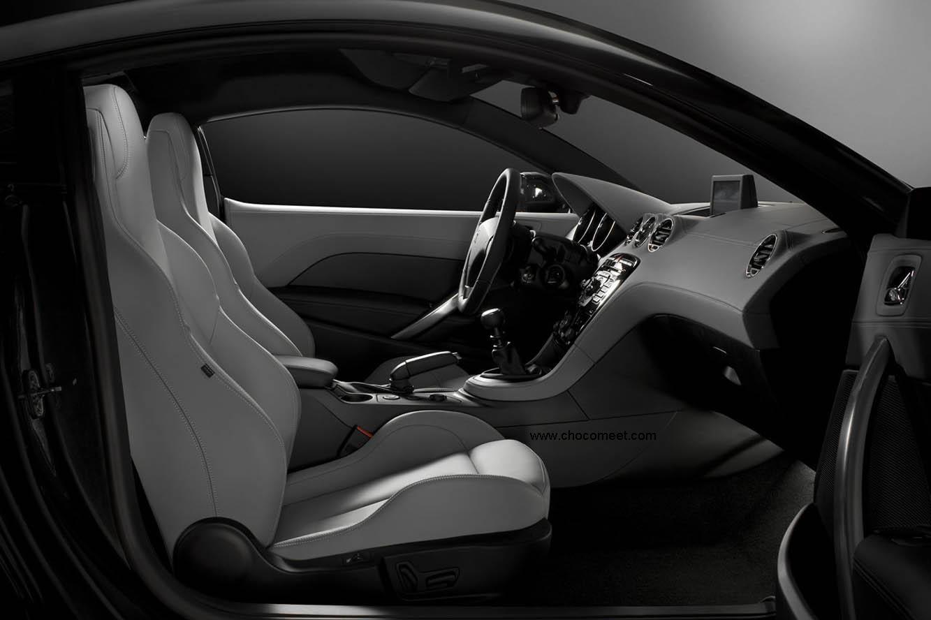 Peugeot 308 RCZ interior www.chocomeet.com | Peugeot 308 RCZ | Pinterest