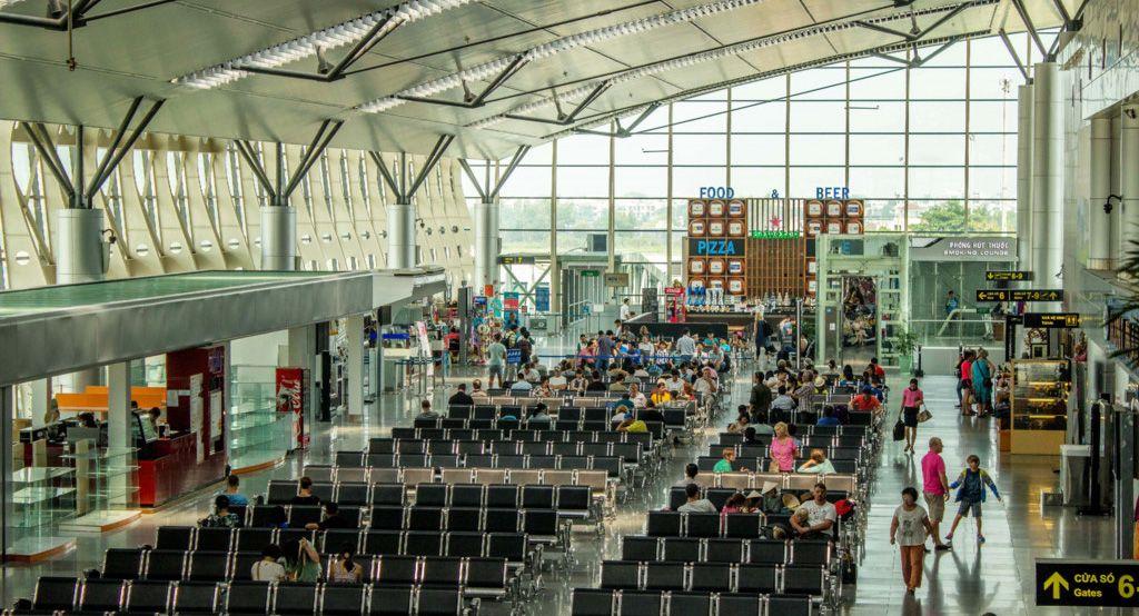 Phòng chờ sân bay Đà Nẵng