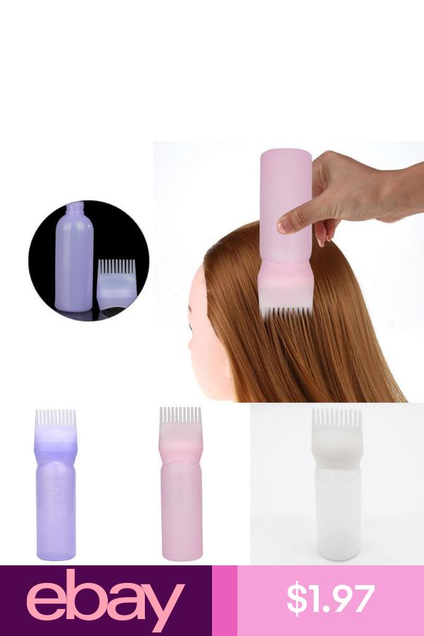 Women S Fashion Hair Dye Bottle Applicator Brush Dispensing Salon Hair Coloring Hair Dye Brush Salon Hair Color Hair Dye Colors