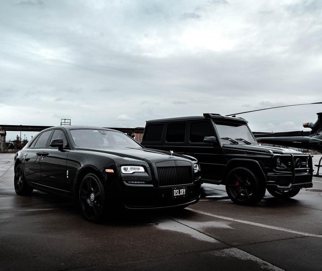 Matte Black Luxury Suv Suv Vehicles Suv Car