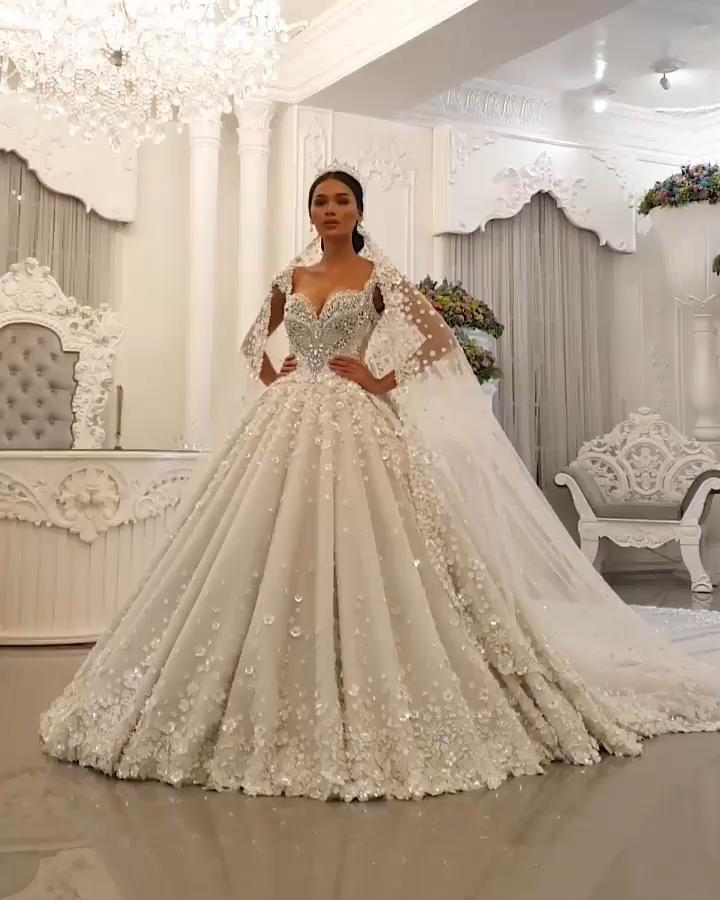 Extravagante Prinzessinen Brautkleider Online Best