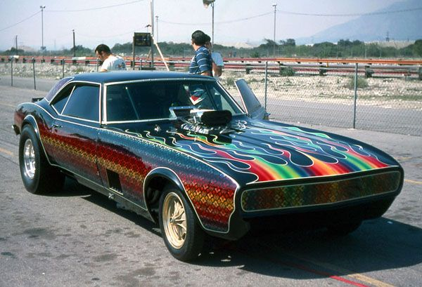 Late Seventies Muscle Cars
