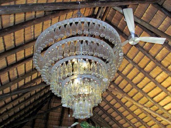 Coke bottle chandelier my style cool stuff pinterest coke bottle chandelier aloadofball Images