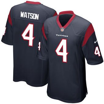 7e47b287b Nike Deshaun Watson Houston Texans Navy Football Jersey  texans  houston   nfl Seahawks Richard Sherman 25 jersey