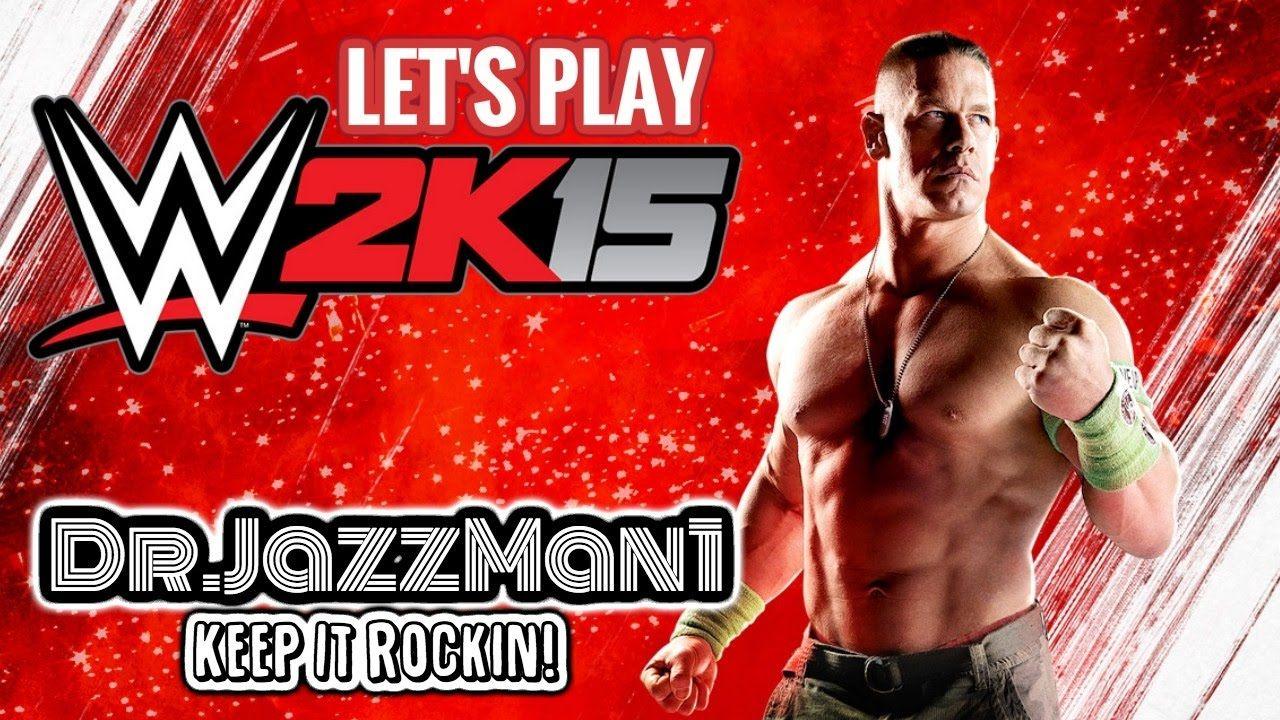 Let's Play WWE 2K15 Gaming pc, Wwe, Wrestling videos