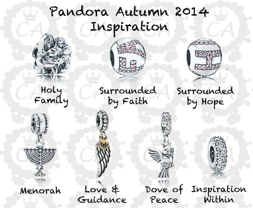 b0678320a Charms Pandora Collection #Pandora #Automne 2014 à venir www.bijoux-et- charms.fr