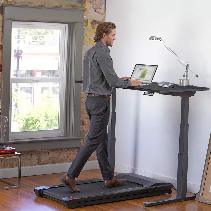 Tr800 Dt3 Under Desk Treadmill Treadmill Desk Standing Desk Treadmill Walking Desk