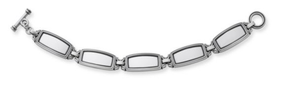 Engravable Link Bracelet | James Avery
