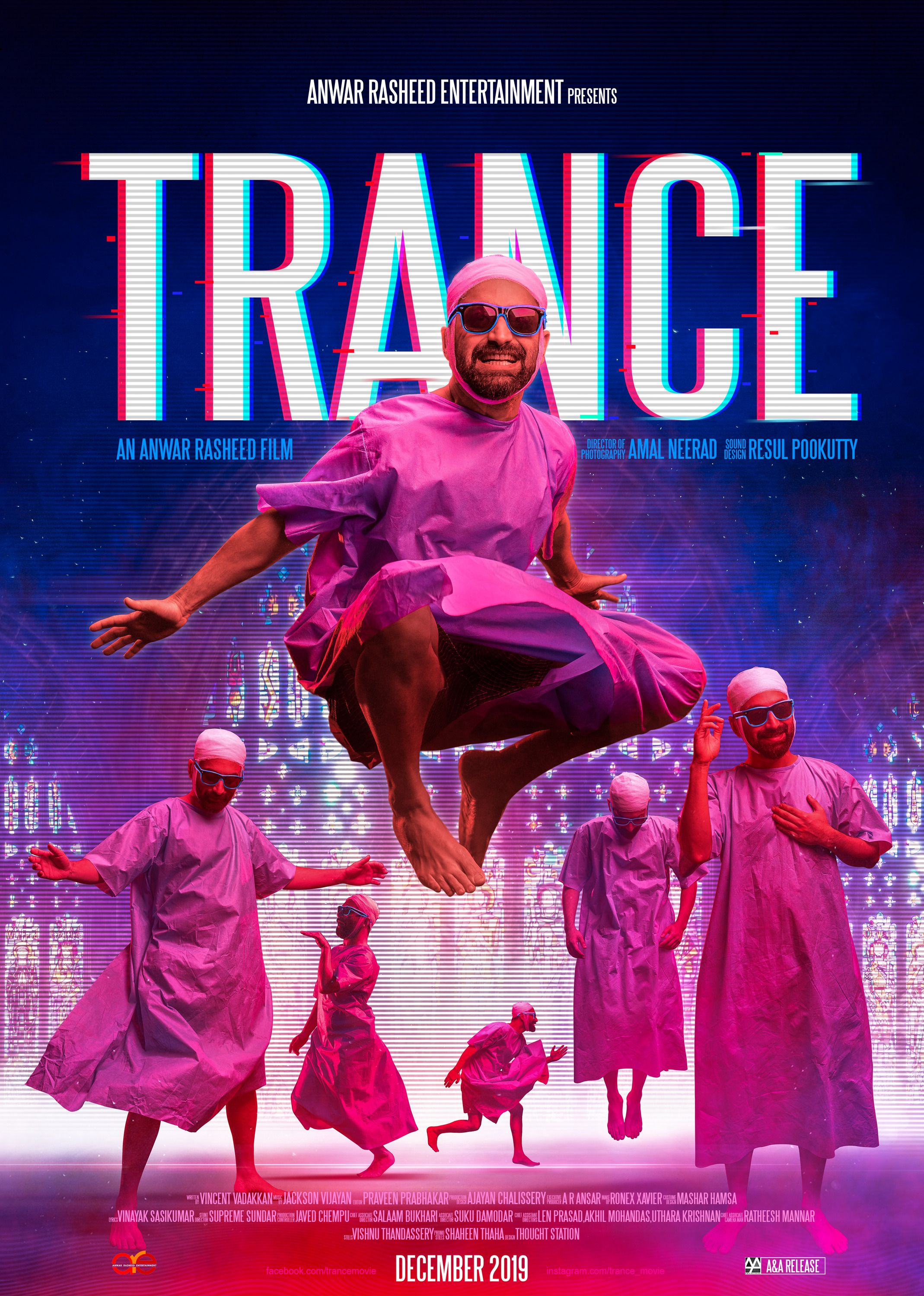 Trance (2019) (With images) Movies malayalam, Trance