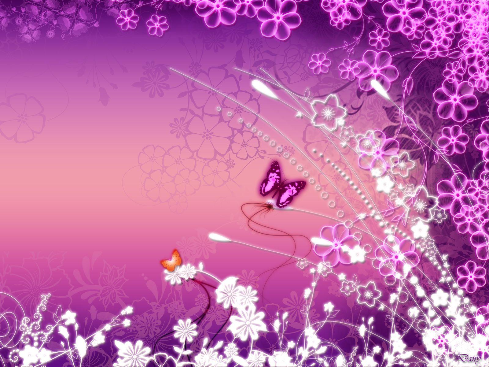 Картинками для, открытки фиолетовое