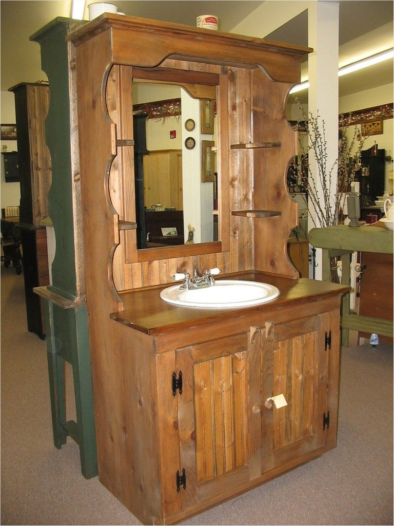 40+ Perfect Country Rustic Bathrooms Ideas That are truly ...
