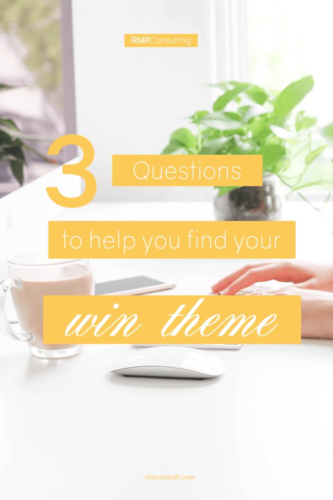 Proposal Writing Win Theme Winning Business Writing Business