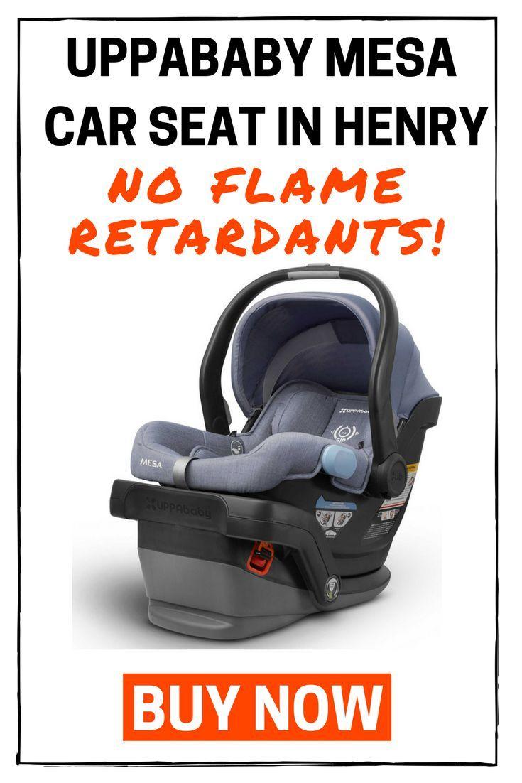 Uppababy Mesa Baby Car Seat