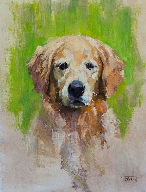Patrick Saunders Fine Arts - Pet & Animal Paintings