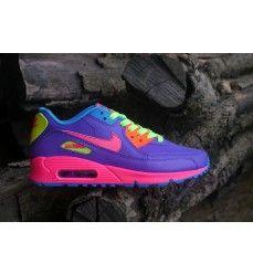 détaillant 17f1d f95b9 Achat Nike Chaussure Air Max violet /rose rouge / orange ...